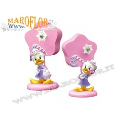 Stock Bomboniera Battesimo Papero Carillon 14cm Boy 2 ass