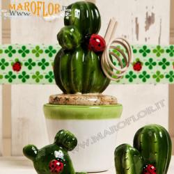 Bomboniere Claraluna 17172 Diffusore linea Che Cactus Vuoi