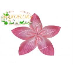 Bomboniera PortaConfetti Coccarda Rosa 5 Petali senza Confetti e senza confezione