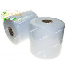 Deco Tulle Bianco 12,5cm x 100 metri per Bomboniere, Fiori, Regali