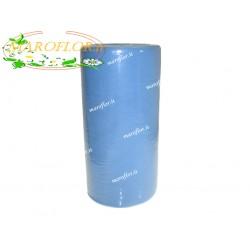 Deco Tulle Azzurro Celeste Cielo 25cm x 100 metri per Bomboniere, Fiori, Regali