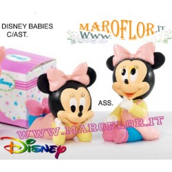 Bomboniera Minnie Topolina Walt Disney 8cm 2 Assortite