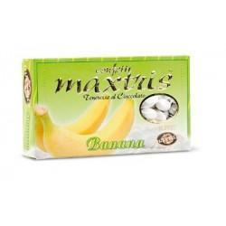 Confetti Maxtris con Mandorle ricoperta di Cioccolato alla Banana