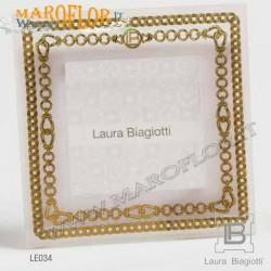 Bomboniera Solidale Laura Biagiotti LE034 Portafoto 21cm Linea Clelia