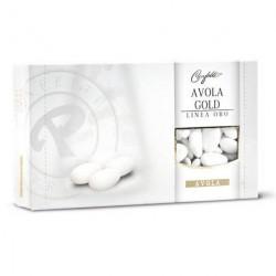 Confetti Maxtris con Avola 38 Pensiero d'Amore 1 kg Confettificio Prisco