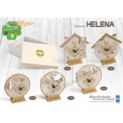 Bomboniere Quadrifoglio QFC340 Orologio Helena Bacio