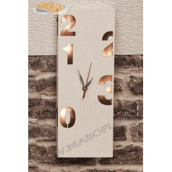 Bomboniera Claraluna 18636 Outlet Orologio Led 40cm in Stock