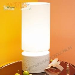 Bomboniera Claraluna 19118 Lampada Texture Irregolare 46cm