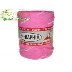 Raffia Rosa 200 metri per Bomboniere, Fiori, Regali
