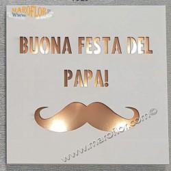 Bomboniera Claraluna 19L9 Pannello Quadretto Led Festa del Papa