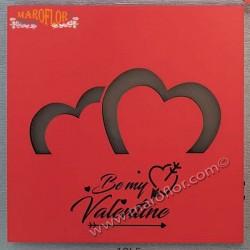 Bomboniera Claraluna 19L5 Pannello Quadretto Led My Valentine
