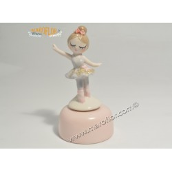 Bomboniera Claraluna CL20953 Ballerina Carillon