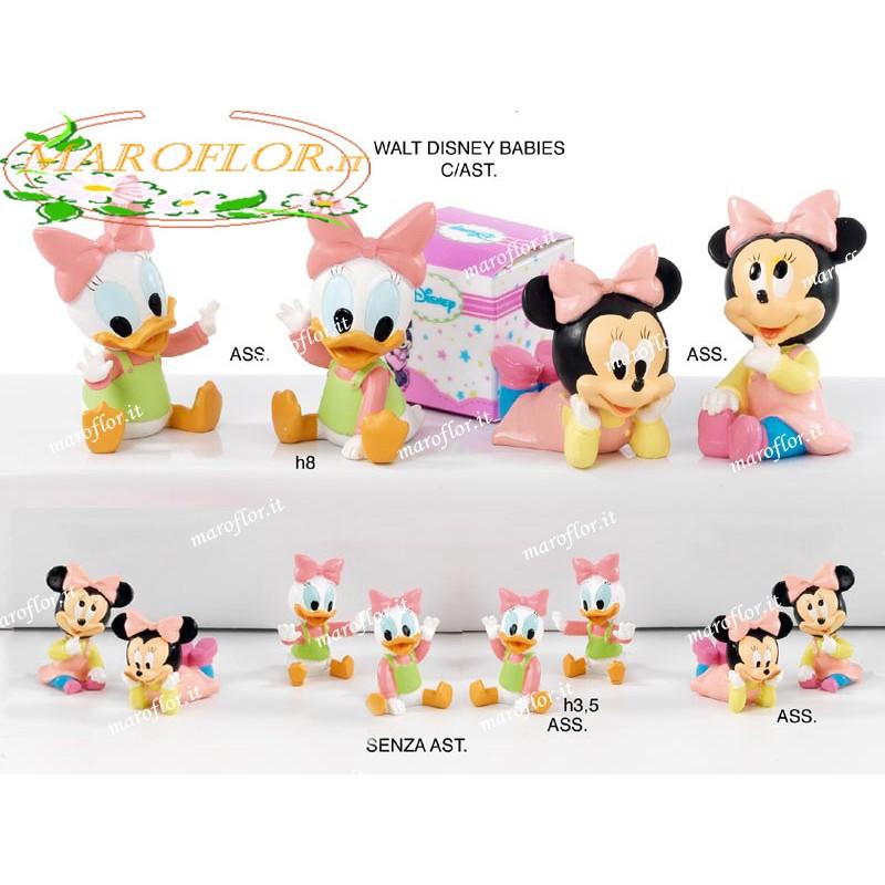 Bomboniere Matrimonio Walt Disney.Bomboniere Walt Disney Daisy Paperina 3 5cm Battesimo Nascita Rosa