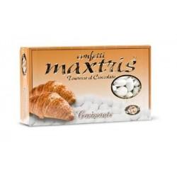 Confetti Maxtris con Mandorle ricoperta di Cioccolato al Croissants 1Kg