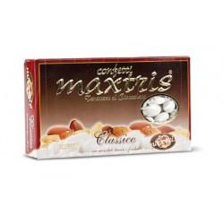 Confetti Maxtris Classico con Mandorle di prima scelta ricoperta esternamente da un sottile strato di Zucchero 1Kg