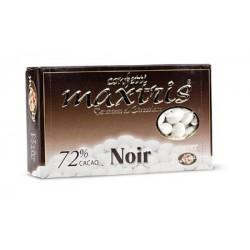 Confetti Maxtris con Mandorle ricoperta da cioccolato Extra Fondente 72% 1Kg