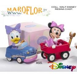 Bomboniere Walt Disney Baby Minnie Topolina Daisy Paperina 5cm 2 assortiti per Battesimi Nascite Compleanni