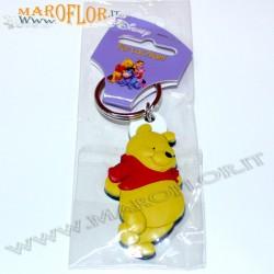 BOMBONIERE PORTACHIAVI Winnie The Pooh in Gomma Caucci? Walt Disney